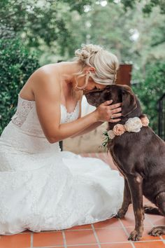 National Pet Day is definitely one of the best days of the year 🐾 💞 . Wedding Picture Poses, Wedding Poses, Bride Pictures, Wedding Pictures, Dog Engagement Photos, Bridal Portrait Poses, Wedding Photography Poses, Portrait Photography, Cute Wedding Dress