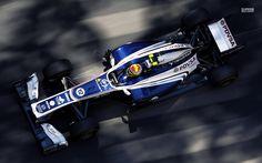 2011 Williams FW33 - Cosworth (Pastor Maldonado)