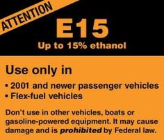 NMMA Continues to Oppose E15 Fuel Expansion : The Outdoor Wire