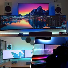 Missed it? Top 5 Tech YouTuber Gaming Desk Setups 2017! (MarzBar,MrThaiBox123,randomfrankp,UrAvgConsumer,..) https://youtube.com/watch?v=En__qACTJ50