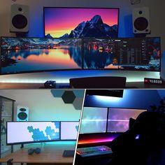 Missed it? Top 5 Tech YouTuber Gaming Desk Setups 2017! (MarzBar,MrThaiBox123,randomfrankp,UrAvgConsumer,..) https://youtube.com/watch?v=En__qACTJ50