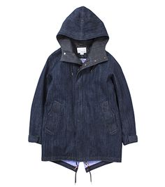 Nanamica GORE-TEX® Shell Coat