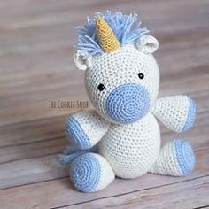 Ravelry: Yet Another Unicorn pattern by Erin Sharp