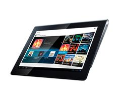 Sony S tablet.