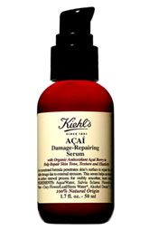 Kiehl's Açaí Damage-Repairing Serum    This stuff is amazing!