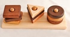 Natural Wooden Toys: available at www.gallery32one.com