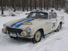 Learn more about Swede Superhero: 1963 Volvo Rally Car on Bring a Trailer, the home of the best vintage and classic cars online. Volvo Coupe, Volvo P1800s, Volvo Cars, Motorcycle Manufacturers, Car Manufacturers, Sport Cars, Race Cars, Good Looking Cars, Futuristic Cars