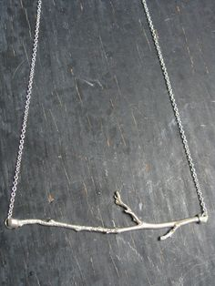 Branch Necklace. $116.00, via Etsy.