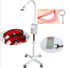 2014 Mobile LED Dental Teeth Whitening System/Dental Teeth Whitening Bleaching Led Light Accelerator/Teeth bleaching acc >>> Be sure to check out this awesome product. (This is an affiliate link) Teeth Whitening System, Natural Teeth Whitening, Beauty Salon Equipment, Teeth Bleaching, Dental Supplies, Dental Teeth, Orthodontics, Magenta, Salons
