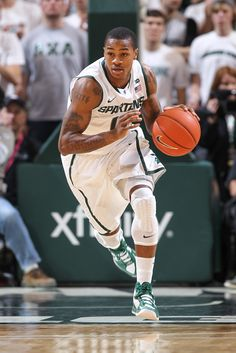 Michigan State #Spartans - Keith Appling 2012-13