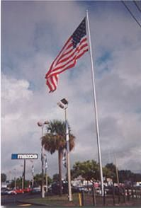 There is nothing better than seeing our American Flag waving all over our country. I would love to get a flagpole installed in my front yard. I want everyone to know that I am proud to be an American.  Eliza Lawrence  |   http://www.allamericanflagandpennant.com/flags-of-the-world.html