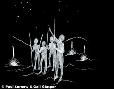 The stars hold great significance for Australia's indigenous people. The sky is a textbook of morals and stories, retold from generations to generations through their Dreamtime legend. These stories have been the stages to their existence for thousands...