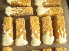 Fishfingers & Custard - cake