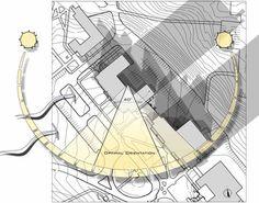 Solar architecture study  Ashley McGraw Architects