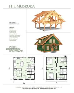 Purcell Timber Frames   The Precrafted Home Company