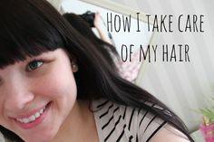Kiia Innanmaa: HOW I TAKE CARE OF MY HAIR