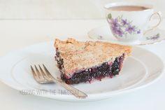 Saskatoon Berry Pie, Saskatchewan Desserts