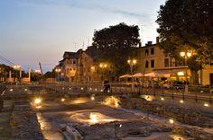 Grado - Castrum | #archeologia #FriuliVeneziaGiulia