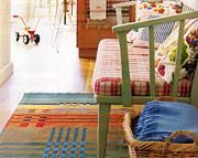 Rug by Custom Woven Interiors, Ltd.