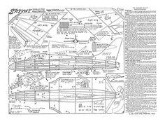 Douglas Skyray - plan thumbnail