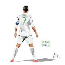 Image result for cristiano ronaldo taking free kick art
