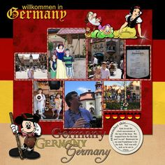 Germany layouts (general) - MouseScrappers.com