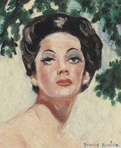Francis Picabia, Portrait de Dorothy B.