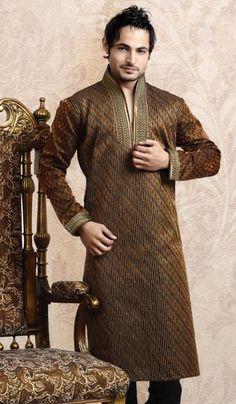 Mehndi Dress For men | New Kurta design for men's