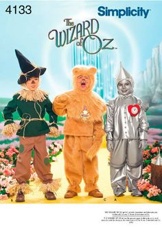 Child Tin Man Costume From Wizard of OZ by TheHouseOfZuehl on Etsy, $85.00