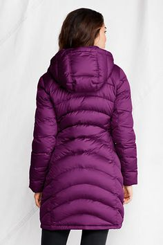 Women's Everyday Down Coat from Lands' End