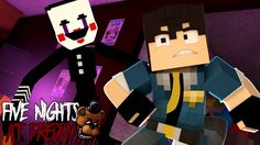 Minecraft : FIVE NIGHTS AT FREDDY'S - PUPPET QUER ME MATAR ! #25