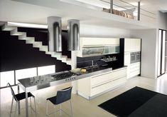 cocinas con islas modernas | de las cocinas modernas, con las que se pueden combinar con ...