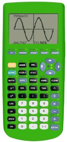 Guerrilla Green Silicone Case For Texas Instruments Ti 83 Plus Graphing Calculator by Guerrilla. $14.99. Stand out from your classmates with our  Ti 83 plus fully wrap-around silicone case. Fashionably designed by Guerrilla - the leader in calculator accessories. This case is manufactured with the highest quality silicone and provides the ultimate protection for your graphing calculator.   This Ti 83 plus case comes in a variety of colors to fit your status.. Save 40%!