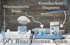 DIY Beachhouse Deko