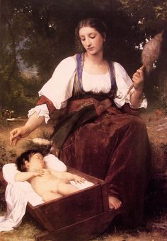 William-Adolphe Bouguereau ( 1825 – 1905)