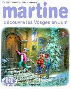 Martine découvre les Vosges en juin