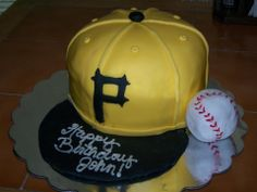 Pittsburgh Pirate hat! :)