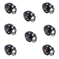 Houston Texans Team Helmet Party Pack