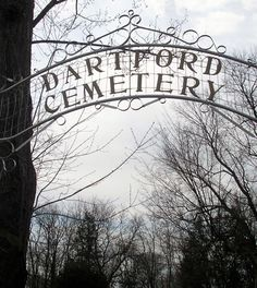 Dartford Cemetery Haunting, Green Lake, WI - dates back to the 1800's and holds graves of early pioneers, Civil War soldiers and polio victims. It is also the burial site of an Indian Chief who died when trying to cross the Fox River and drowned. The major attraction for visitors is sitting on the roof of an old mausoleum where many have been pushed off by unseen hands. Other activity includes shadowy figures, strange noises, orbs, vanishing grave stones and the feeling of being watched.