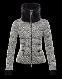 MONCLER Women - Autumn/Winter 12 - OUTERWEAR - Jacket - PUTOIS