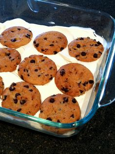 super easy dessert. only 3 ingredients. fun for kids to make.