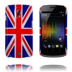 Patriot (U.K. Flag) Samsung Galaxy Nexus-Skal