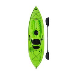 Lifetime Tahoma 100 Sit-On-Top Kayak (Paddle Included)