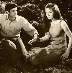 Hepburn's 1959 movie was based upon the 1904 novel Green Mansions by William Henry Hudson.