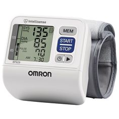 Omron - 3 Series Wrist Blood Pressure Monitor