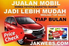 HARGA WEBSITE SALES MOBIL, HARGA WEBSITE SALES OTOMOTIF Daihatsu, Toyota, Website