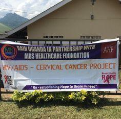 20190912_141545 Hepatitis B, Health Talk, Cervical Cancer, Blood Test, Uganda, Clinic, Bring It On, Rain, Medical