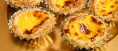 De Enige Echte Overbekende Portugese Roomtaartjes recept   Smulweb.nl