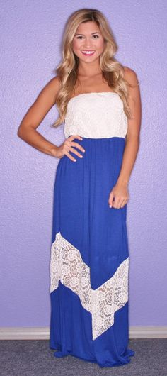 49 Lace Divine In Royal Cute Dresses Long Maxi Summer