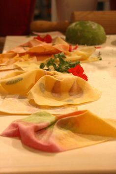 La pasta tessuta di Chef e Cultura